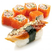 Sushi products (5)