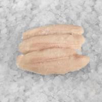 Pangasijas fileja baltā b/ā ,b/v 220+gr. 5% (5kg) Vjetnama, interleaved, (tīrsvars 4,75kg)
