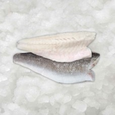 Seabass fillet skin on bone less 120-160 gr 5 kg Turkey