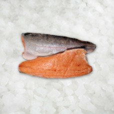 Rainbow Trout fillets skin on 150-200 gr 20 % (5 kg) Turkey frozen