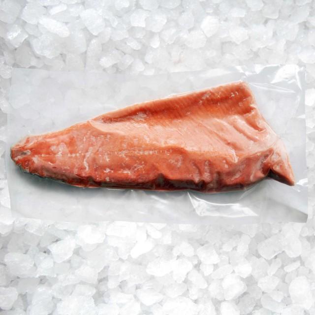 Frozen Salmon fillets s-on D trim 0.6-2.5 kg