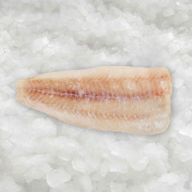 Cod fillet skinless  6-8+oz, 10% (5kg), China, IQF