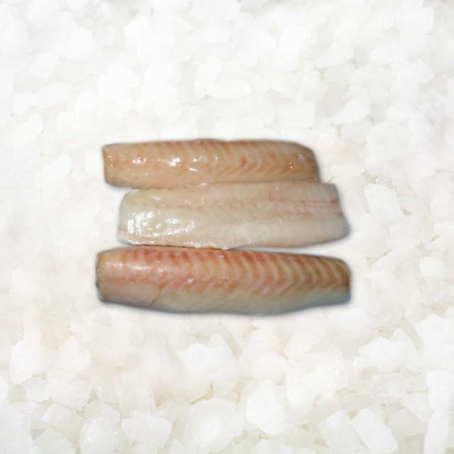 Mencas Atlantijas fileja LOINS b/ā 180/200 10 % 5 kg saldēta