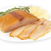 Butter fish smoked ~500g-700g  Latvia