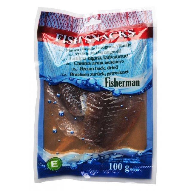 Dried Bream back, 100g