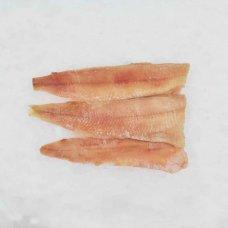 Pike fillet skin less 200-800 gr (5 kg) IQF Latvia