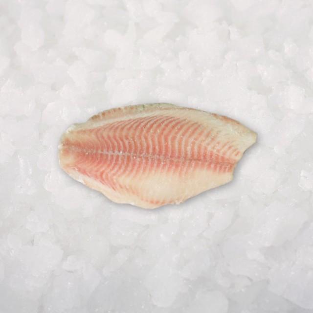 Tilapia Fillet s/less , 3-5oz, (5 kg) , China, 30% IQF