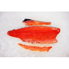 Salmon fillet chilled 1,6-2.2kg. B-trimm.