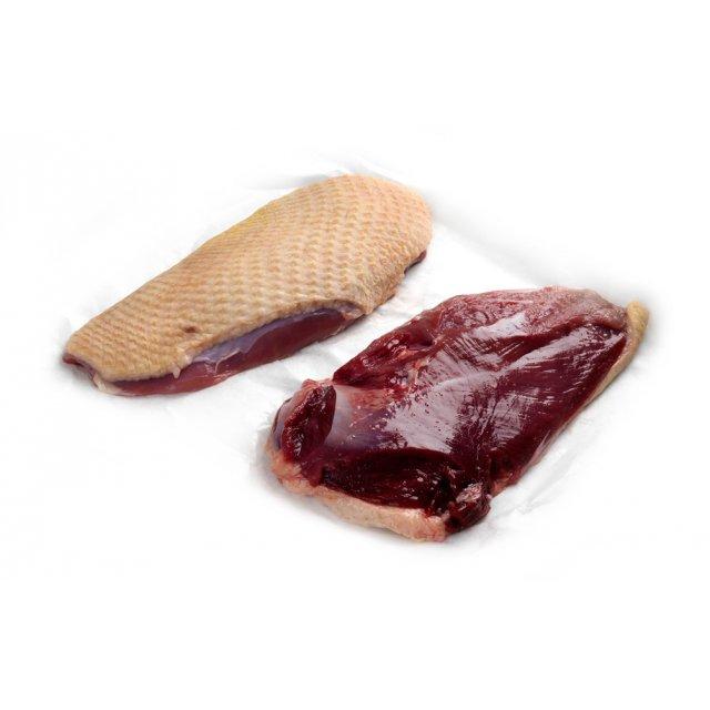 Duck breast fillets skin-on 220-240g./1pcs