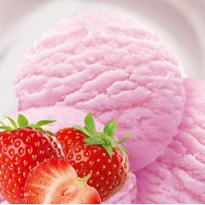 Strawberry Ice cream 2x4000 ml