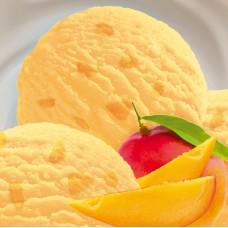Mango ice cream  2x4000 ml