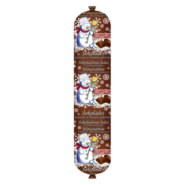 Ice cream chocolate (9x1000ml) Ukraine