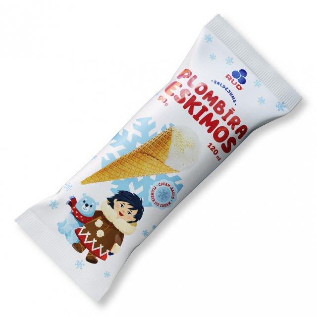 Ice cream Eski vanilla 20*90g/120ml