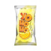 """Ice cream """"YoHoHo"""" banana (40x120ml) Latvia"""