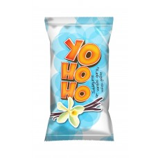 "Ice cream ""YoHoHo"" plombir (40x120ml) Latvia"