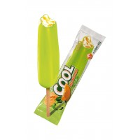 Cool melon-lime ice-cream (30*110ml) Poland