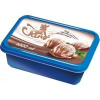 Ice cream TANGO chocolate- vanilla (6x1000ml)Poland