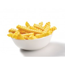 Fast Track Crinkle fries (90 sec) (4*2.5 kg) Germany