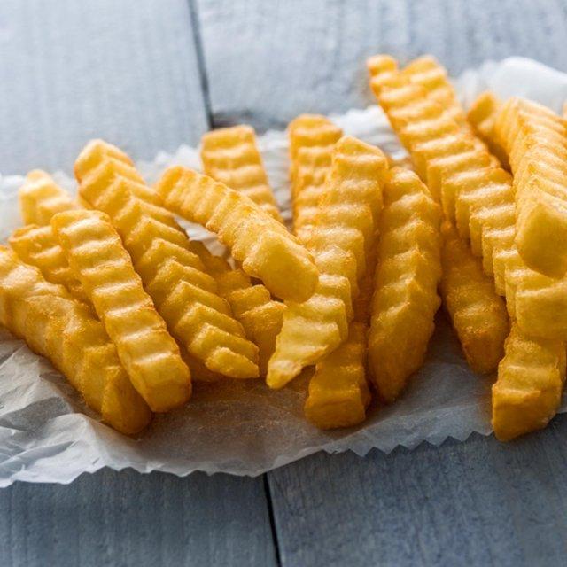 Fast Track Crinkle fries (90 sec), 2,5kg