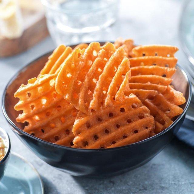 Sweet Potato Fries (5x2kg) Netherlands