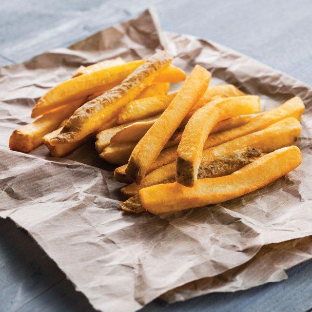 Carlson fries 9*9, 2,5kg