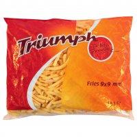 Fries 9x9 Triumph (4*2.5 kg) Netherlands