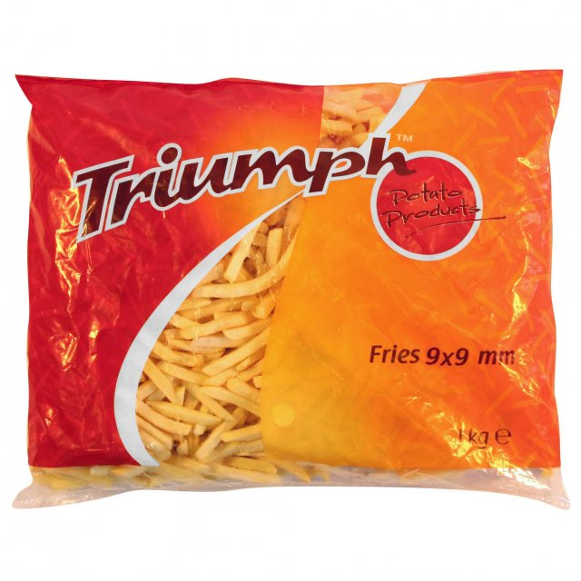Fries 9x9 Triumph (4*2.5 kg) Netherlands