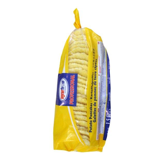 Potato pancakes, 1,5kg