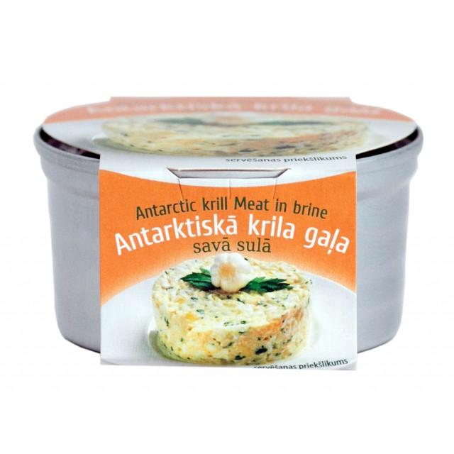 Antartic krill meat brine (24*105 gr) Ukraine