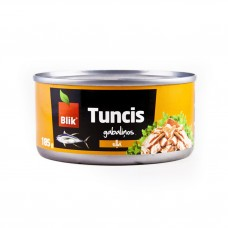 Tuna pieces in oil (48*185g) Thailand