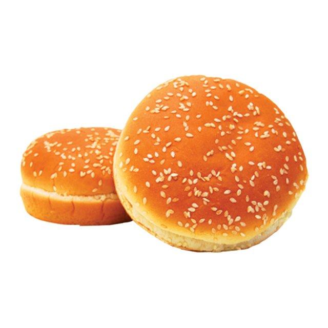Burger bun frozen 24*82g