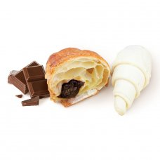 Croissant with chocolate, 36*85g