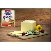 Cheese KRIEVIJAS, 50% fat, (3*~4.5kg) Latvia