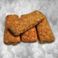 White fish Fillet de Lux with cheese 110gr/pcs., 44% fillets, 5 kg Poland