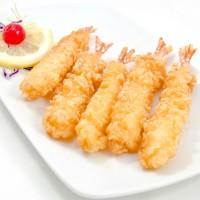 Tīģergarneles mīklā (Tempura shrimps) Vjetnama (10x1kg)