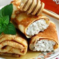 """Pancakes with curd """"Bojarskije"""", 2kg"""