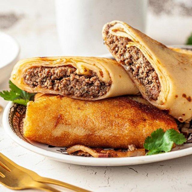 """Pancakes with meat """"Bojarskije"""", 2kg"""