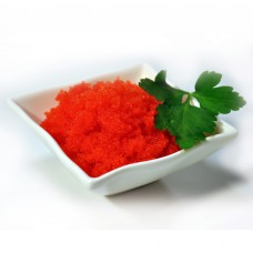 Capelin roe Masago (red) 12x0.5kg Latvia