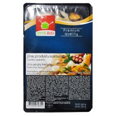 Seafood mix Gardi Ēdis (6x400g net weight)