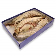 Black Tiger head-on, shell-on, raw 4/6 Vietnam (10x1kg) 20%