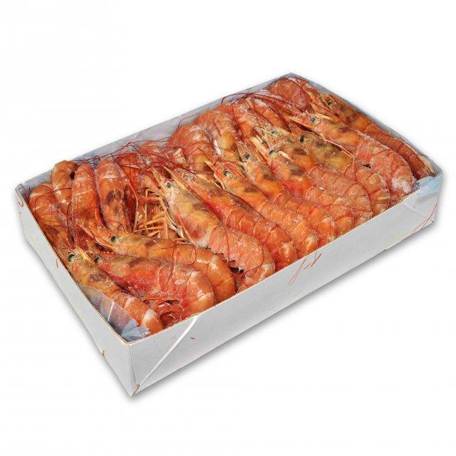 Seafrozen argentinian shrimps L2 (20/30)