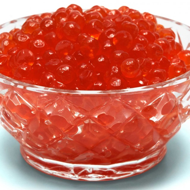 Chum Salmon Premium caviar, frozen, USA Icy Strait (12*1kg)