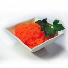 Capelin roe Masago (orange), 500g