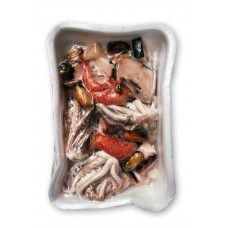 Seafood mix Marfrio Zuppa di Pesce in tray, Portugal (8x800g NW)