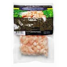 Coldwater prawns cooked, peeled 250/350 Norway (16x200g) 20% Royal Seafoods
