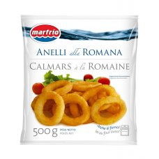 Battered squid rings Romana, Spain, Marfrio (12x500g)