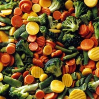 Vegetable Euro MIX (4*2,5kg) Belgium
