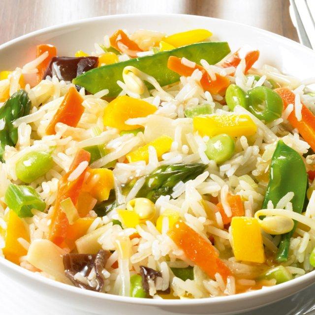 Rice-vegetable mixture 6*1.5kg