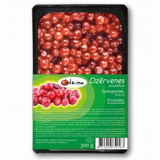 Сranberry ODZINA (4*300gr) Latvia