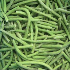 Whole green beans, 2,5 kg